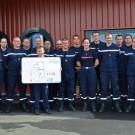 2012 – Manoeuvres pompiers