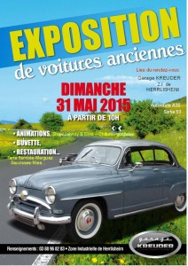 Affiche expo 31 MAI 2015 A4