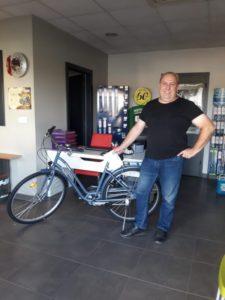 Gagnant vélo TDF 2018