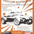Mai 2018 – Exposition de voitures anciennes